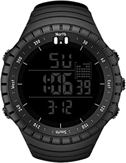 30M Waterproof Men's Outdoors Sports Watch Luminous Alarm Clock Watch