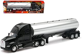 NEW 1:32 NEWRAY TRUCK & TRAILER COLLECTION - KENWORTH T700 OIL TANKER Diecast Model By NEW RAY TOYS