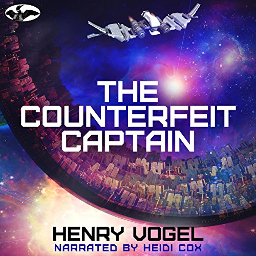 The Counterfeit Captain cover art