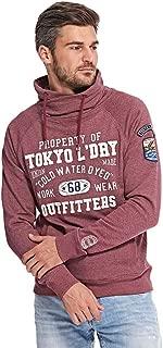 Tokyo Laundry Sweatshirts For Men, M, Red
