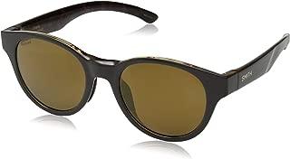 Smith Snare Carbonic Polarized Sunglasses, Gravity Tortoise