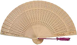Sungpunet Chinese Gifts/Chinese Hand Fans: Chinese Sandalwood Fan