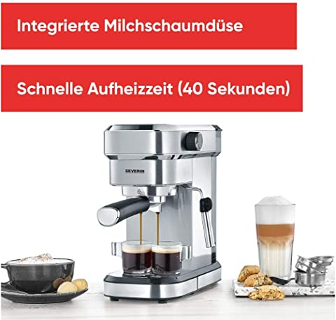 Espressomaschine Angebot: Severin Espresa KA 5994