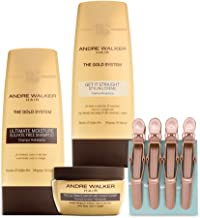 Andre Walker Hair Straight To It Gold System