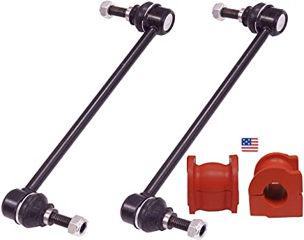MILLION PARTS 2Pc Front Suspension Kit Stabilizer Sway Bar End Links for 2002-2006 Acura RSX Honda 2002-2006 CR-V /& 2001-2005 Civic /& 2003 2004 2005 2006 2007 2008 2009 2010 2011 Element