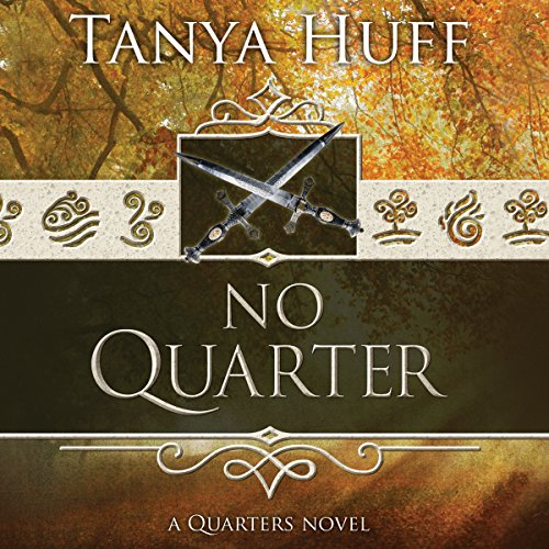 No Quarter audiobook cover art