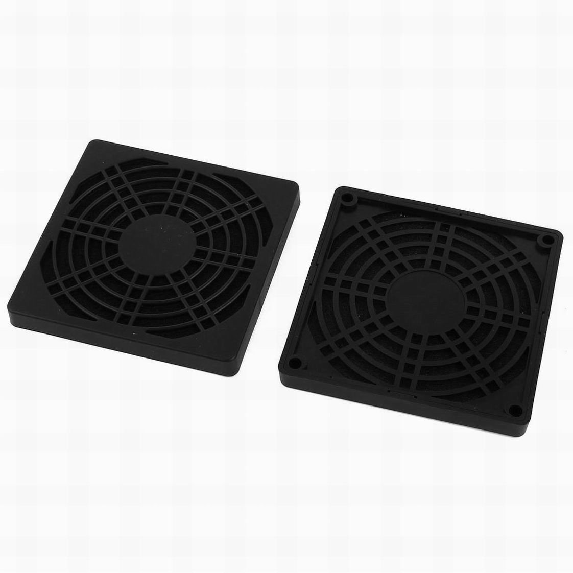 Fuxell 2 Some reservation Pcs Dustproof Dust Filter Guard for Grill 90mm PC Cover Finally resale start