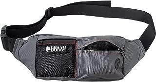 Leashboss PackUp Pouch Dog Treat Training Waist Belt, Storage Fanny Pack, and Poop Bag Dispenser