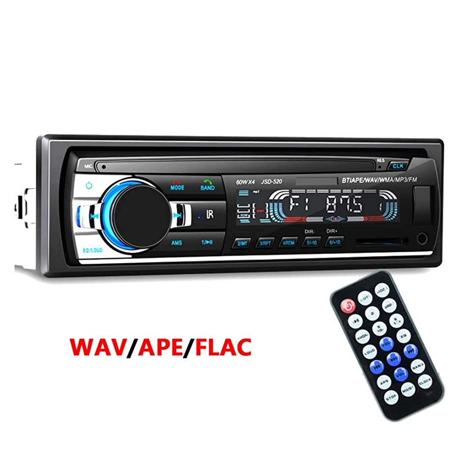 主婦制裁コンサート携帯ラジオ 12V / 24VラジオMP3プレーヤーハイパワーカーブルートゥースオーディオカードマシンカーUディスク 操作が簡単 (Color : 24V, サイズ : 18.8cm)