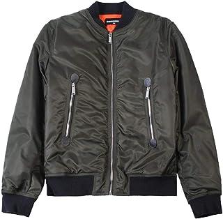DSQUARED2 niños Bombardero Logotipo inverso Jacket