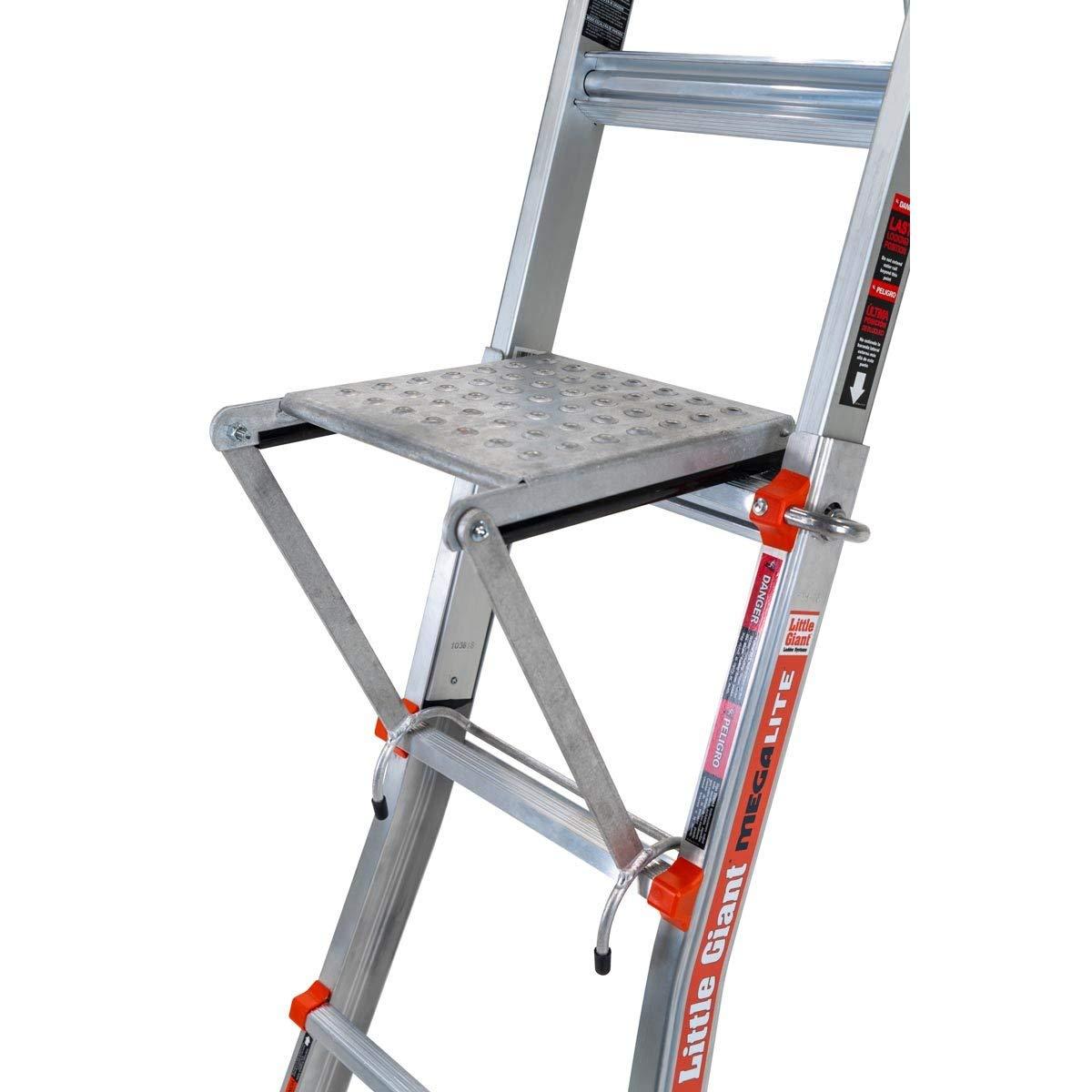 Little Giant Work - Plataforma para escalera: Amazon.es: Bricolaje y herramientas