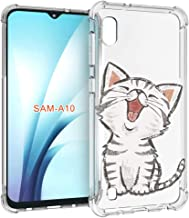 coque samsung a10 chat roux