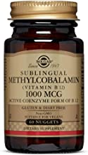 Best methyl b12 vs vitamin b12 Reviews