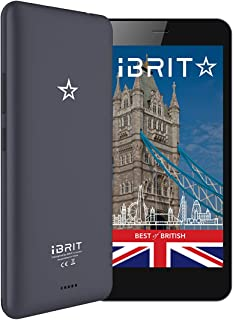 Ibrit Vault Plus,16 GB,4G LTE,Black