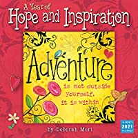 A Year of Hope and Inspiration 2021 Calendar