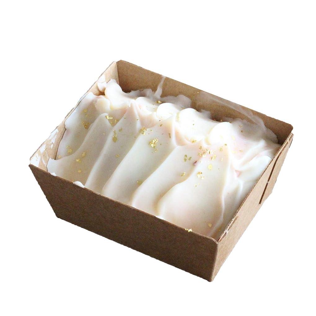 どっちでも統治可能かすかなピンククレイ石けん パウンドケーキタイプ