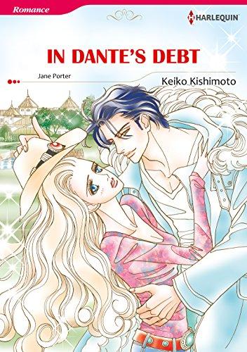 In Dante's Debt: Harlequin comics (English Edition)