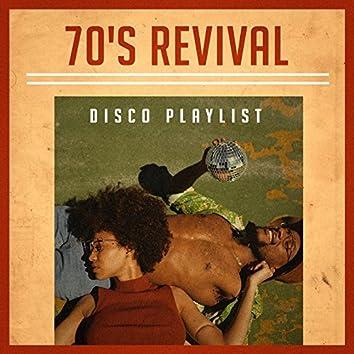 70's Revival Disco Playlist