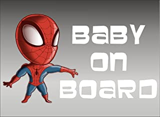baby groot on board