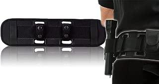 BackUpBrace Belt Back Support for Lower Back Pain Ease & Support | Prevents Back Strain & Sciatic Pain | Trusted by Law Enforcement