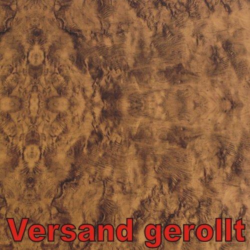 Klebefolie 200x45cm Holz Wurzelholz Dekofolie Selbstklebefolie Möbelfolie