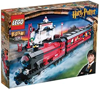 harry potter hogwarts express lego 4708