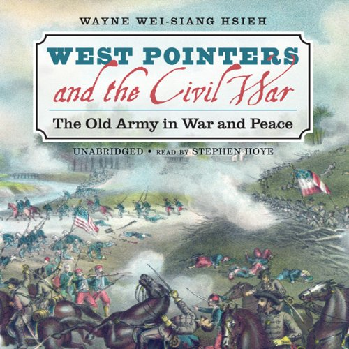 West Pointers and the Civil War copertina