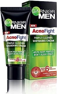 Garnier Men's Acno Fight Whitening Day Cream (20g) - Pack of 2