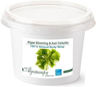 Envoltura Adelgazante y Anticelulitis con 3 Algas Marinas