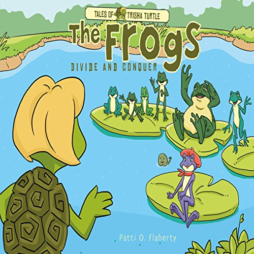 Tales of Trisha Turtle audiobook cover art