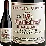 Hitching Post Pinot Noir Highliner Santa Barbara County [現行VT] / ヒッチング・ポスト ハイライナー ピノ・ノワール サンタ・バーバラ・カウンティ [US][赤][L]