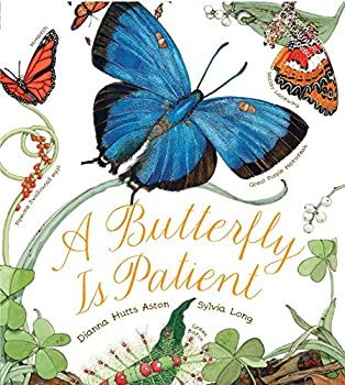 A Butterfly Is Patient   Nature Books for Kids Children s Books Ages 3-5 Award Winning Children s Books