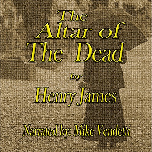 The Altar of the Dead cover art