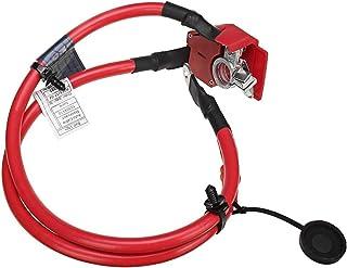 RJJX Car Positive Battery Cable Car Accessories 61129253111 Fit For BMW 1 2 Series F20 F21 LCI F22 F23 F87 M2 (Color : Black)