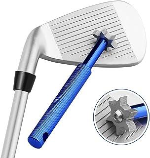 Vancle ゴルフアクセサリー ゴルフクラブ グルーヴ シャープナー ウェッジクリーナー ゴルフアイアン溝削り シャープカッターツール