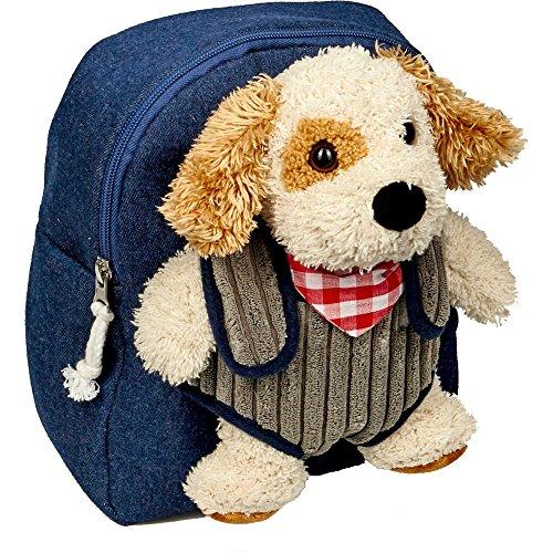 Die Spiegelburg 14432 Rucksack mit Hund Tim Lustige Tierparade