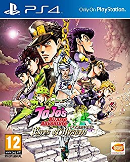 JoJo's Bizarre Adventure: Eyes of Heaven (PS4) by Bandai Namco Entertainment
