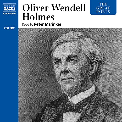 The Great Poets: Oliver Wendell Holmes cover art