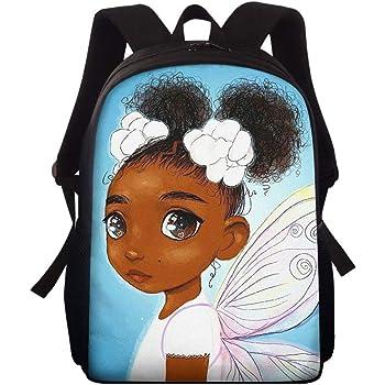 Cute Paint Shell Shoulder Backpack Messenger Crossbody Laptop Bag Student Bookbags for Kid Girls Boys