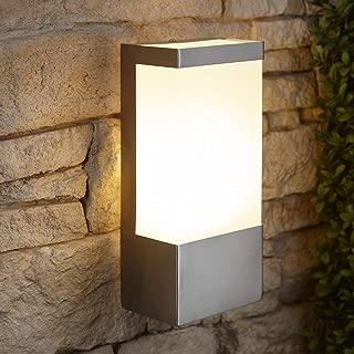 Pas Cher Applique Solaire Lampe Mural D/'Extérieur De jardin A Led