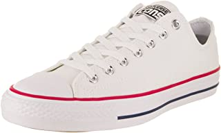 20d37f63c00 Converse Unisex Chuck Taylor All Star Pro Ox White Red Insignia Basketball  Shoe 7