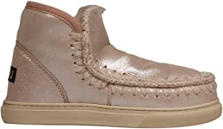 MOU Luxury Fashion Womens FW111000CMGROBE Pink Ankle Boots   Fall Winter 19
