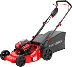 craftsman 60v mower