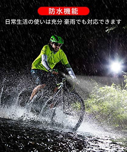 beautymagic『自転車ヘッドライト』