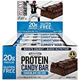 Muscletech Protein Candy 12 Bares, Chocolate Deluxe 720 g