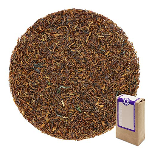 N° 1254: Tè rosso Rooibos biologique in foglie  Rooibos Puro  - 250 g - GAIWAN GERMANY - tè in foglie, tè bio, rooibos naturale, tè rosso Rooibos dal Sud Africa