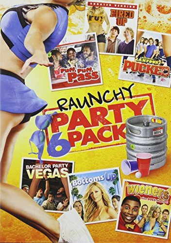 Raunchy Party Pack - 6-Movie Set [Edizione: Stati Uniti] [USA] [DVD]