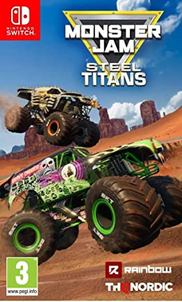 Monster Jam Steel Titans, Nintendo Switch