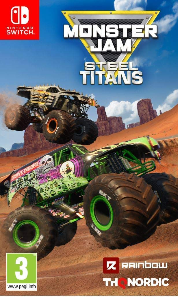 Monster Jam Steel Titans: Amazon.es: Videojuegos