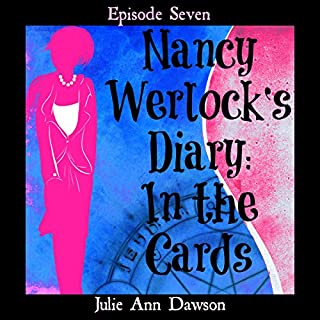 Nancy Werlock's Diary: In the Cards audiobook cover art